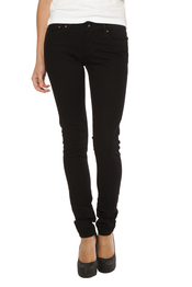 Jeans LEVI'S MD DC SKINNY PITCH BLACK - 05703.00.28